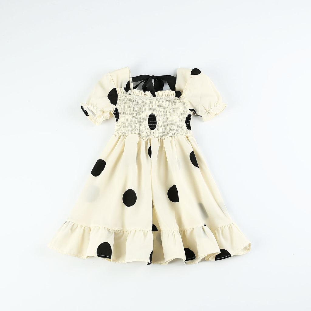Harper ~ Polka Dotty Dress