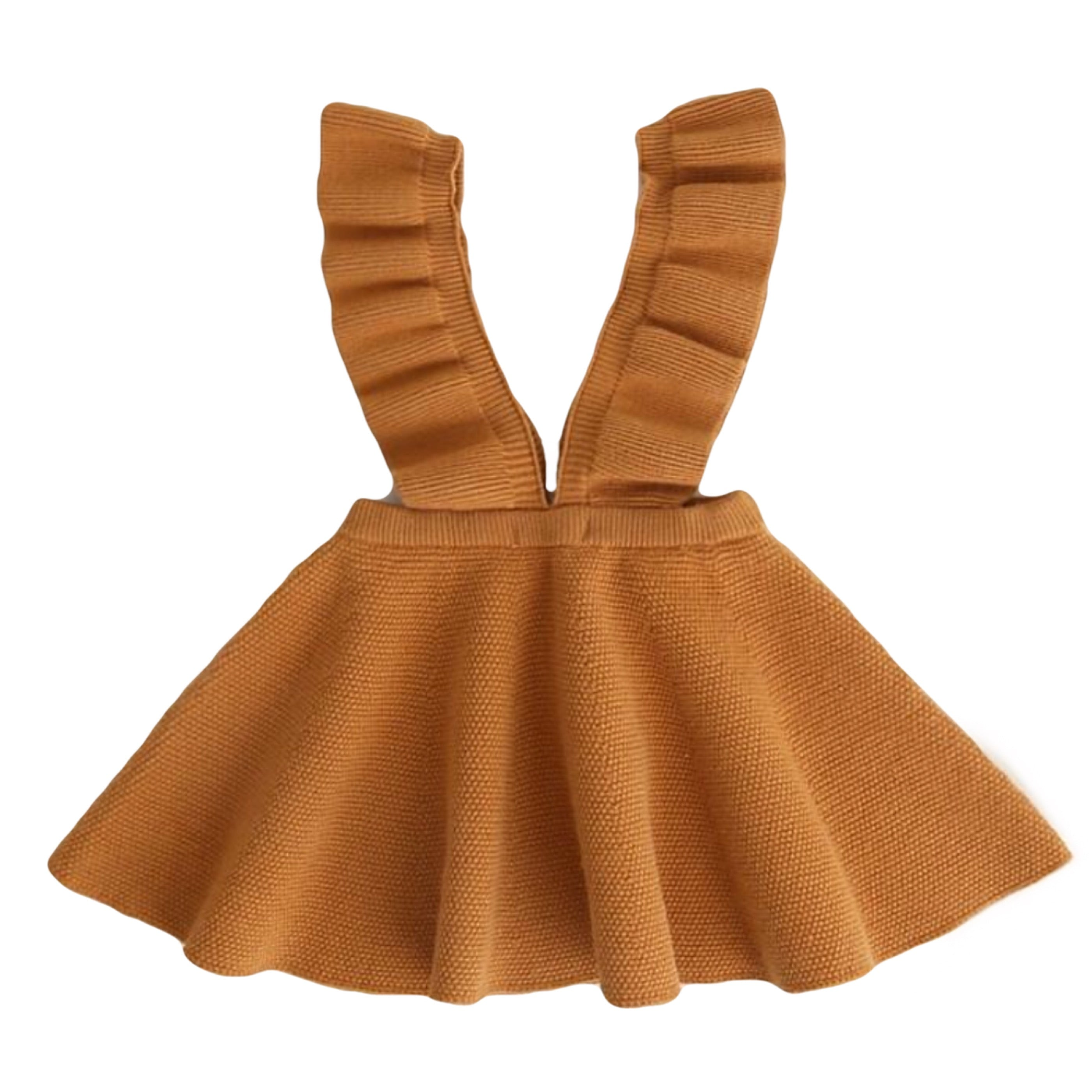 77ed8c9f3d Bridget ~ Tan Overall Dress | Matching Mommy & Me Dresses Collection –  ModerneChild Shoppe