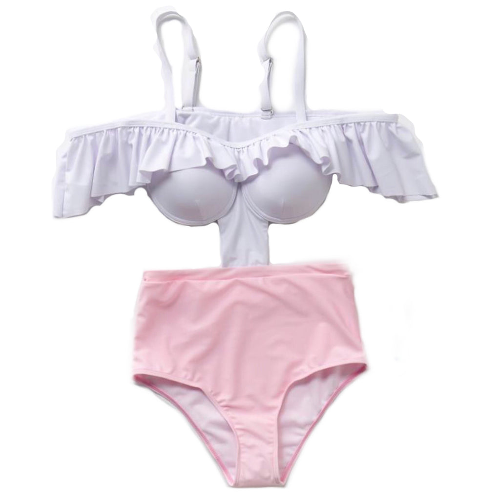 cf4b48eef5cf2 Brandi ~ Mommy Bathing Suit* | Matching Mommy And Me Swimwear –  ModerneChild Shoppe