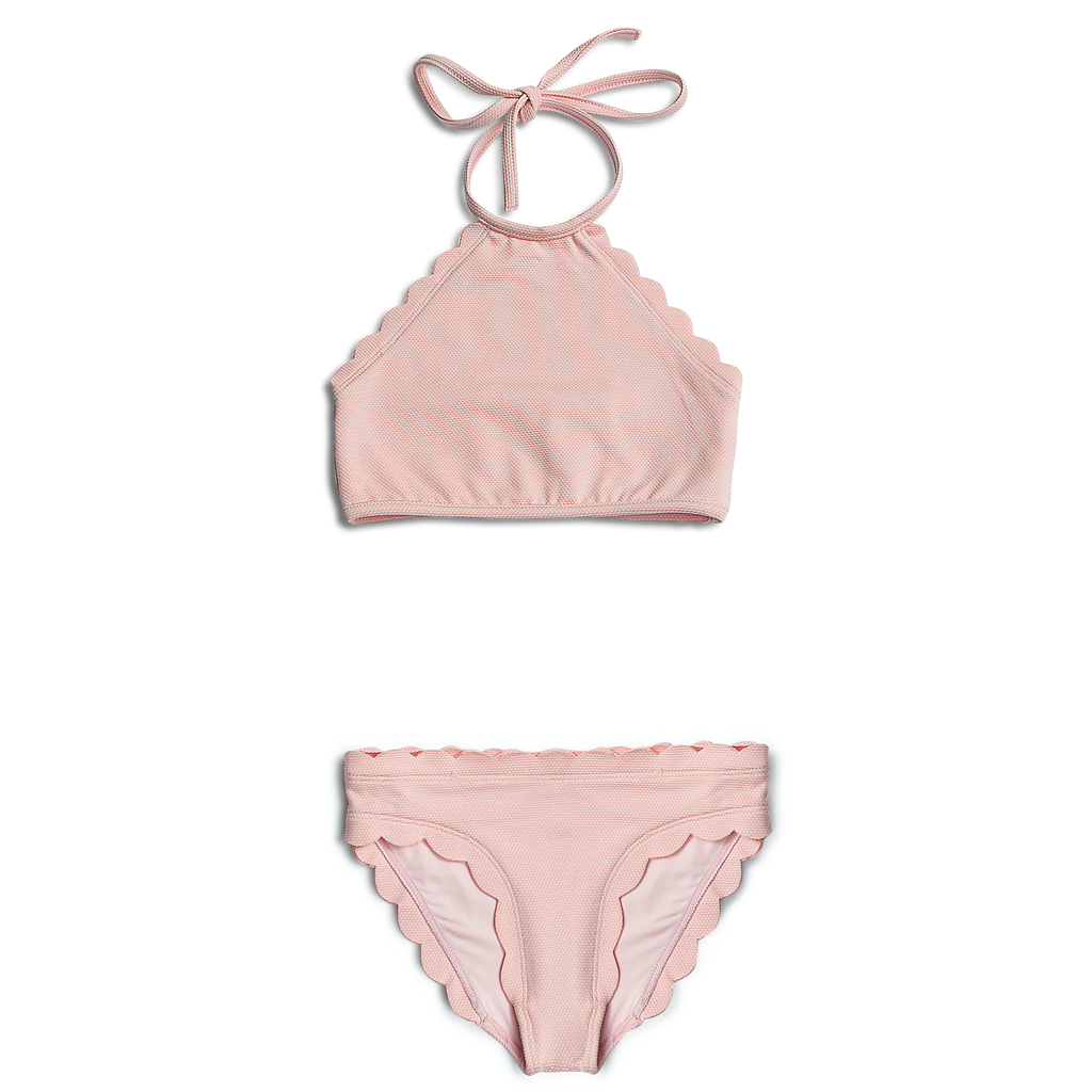 NEW Dalia ~ Pink Two Piece Toddler Bathing Suit