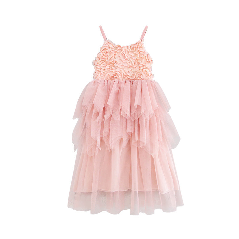 NEW Emberly ~ Long Tutu Dress