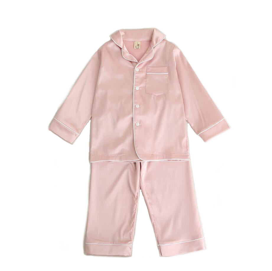 Talia  ~  Pajama Mommy Set (Pink) *