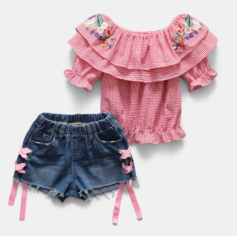 Missy ~  Two-Piece Short Set