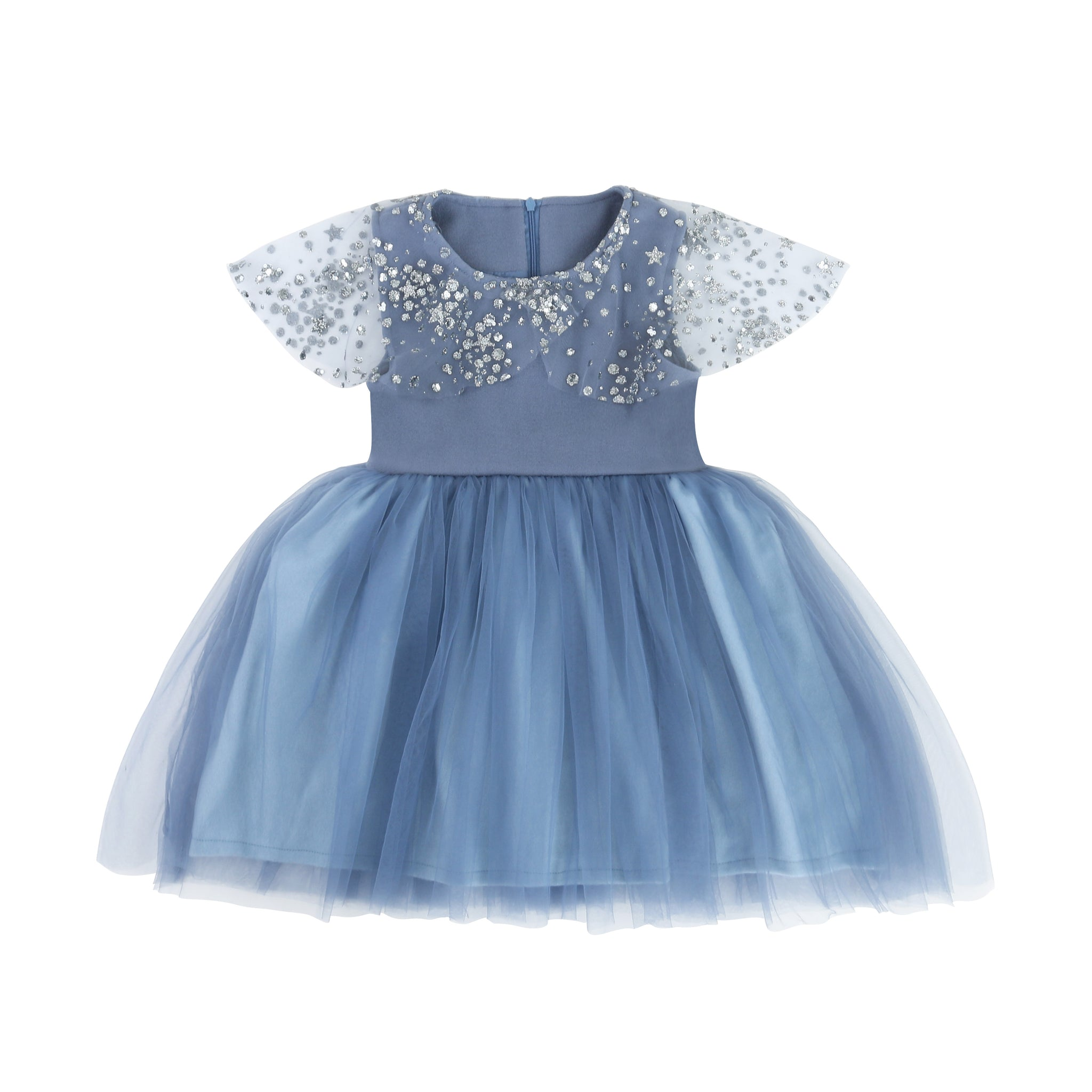 Dorothy ~ Sparkle Cape Dress