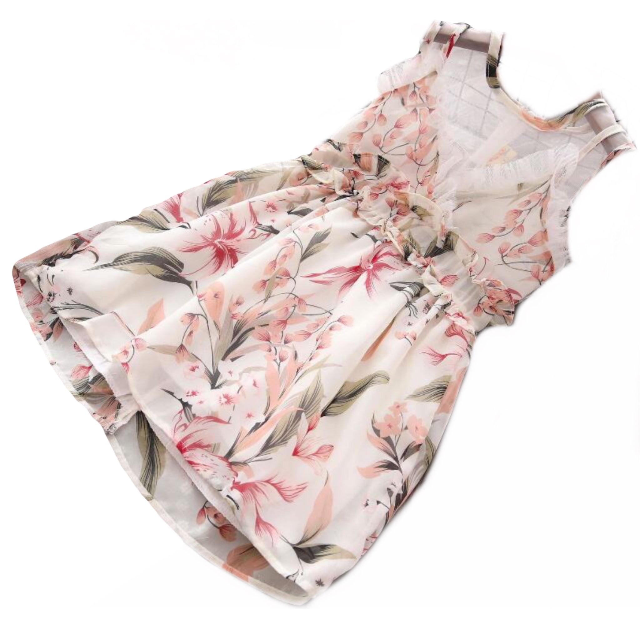 Carrie ~ Floral Dress