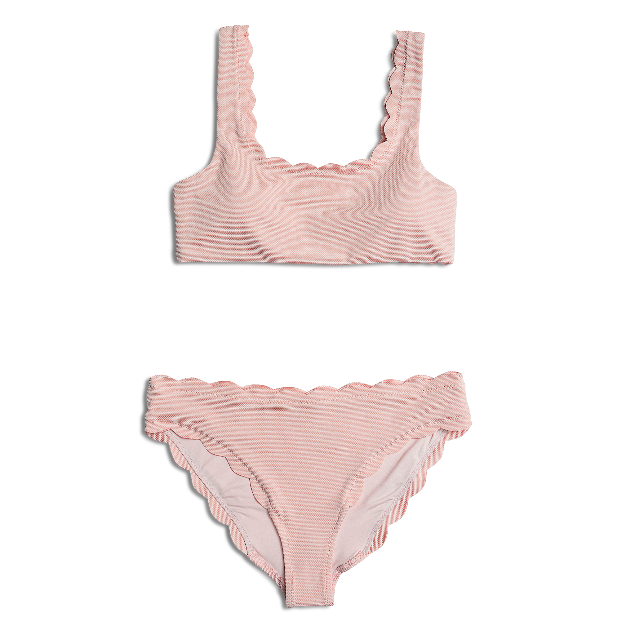 NEW Dalia ~ Pink Mommy Two Piece Bathing Suit - BOTTOM ONLY
