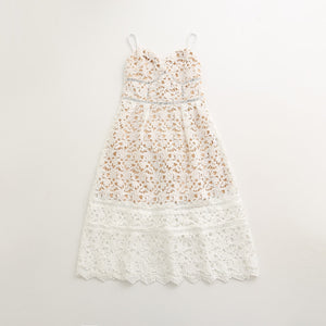 d3f1010039 NEW - Nadia - White Mommy Lace Dress ...