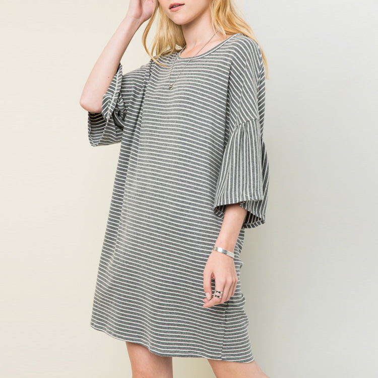 Liz - Mommy Luxe Cotton Dress