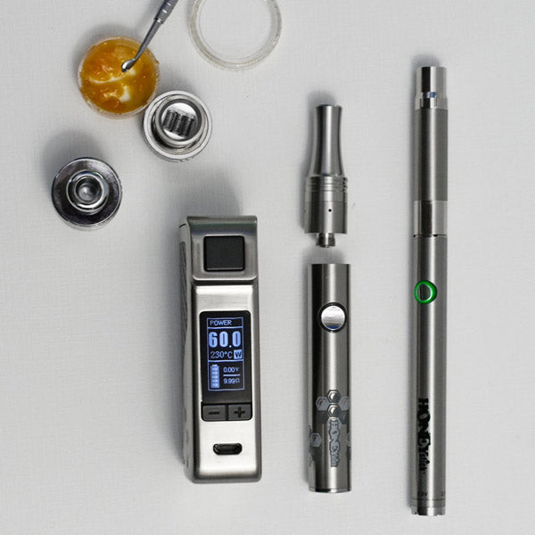 How to Hit Dab Pen - all steps