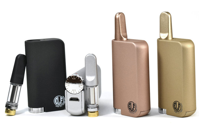 Mini Vape With Magnetic Connector for Vape Cartridges
