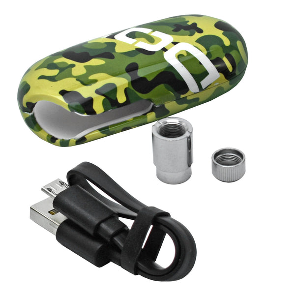 Camo DOT Cartridge Battery Kit Contains