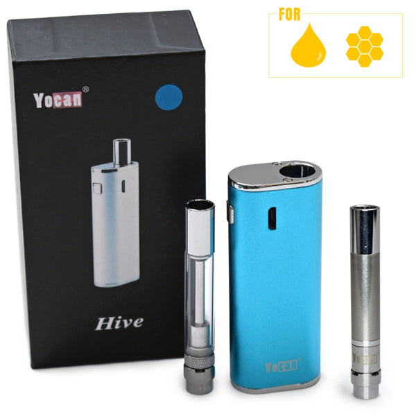 Yocan Hive Vaporizer for Wax Concentrate & Oil