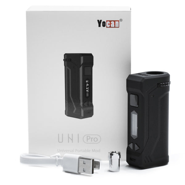 Black Yocan Uni Pro - Unit Contains