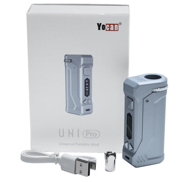 Yocan UNI Pro - Vape Battery for 510 Carts