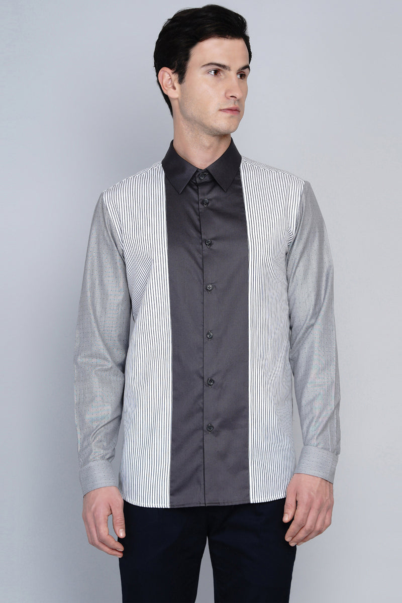 GOTHENBURG-CUT AND SEW SHIRT