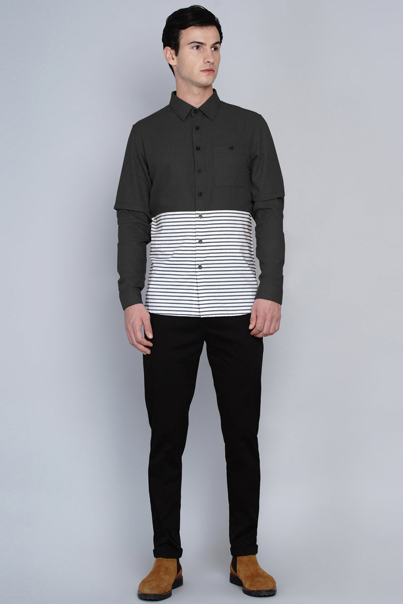 RISOR- CUT AND SEW SHIRT