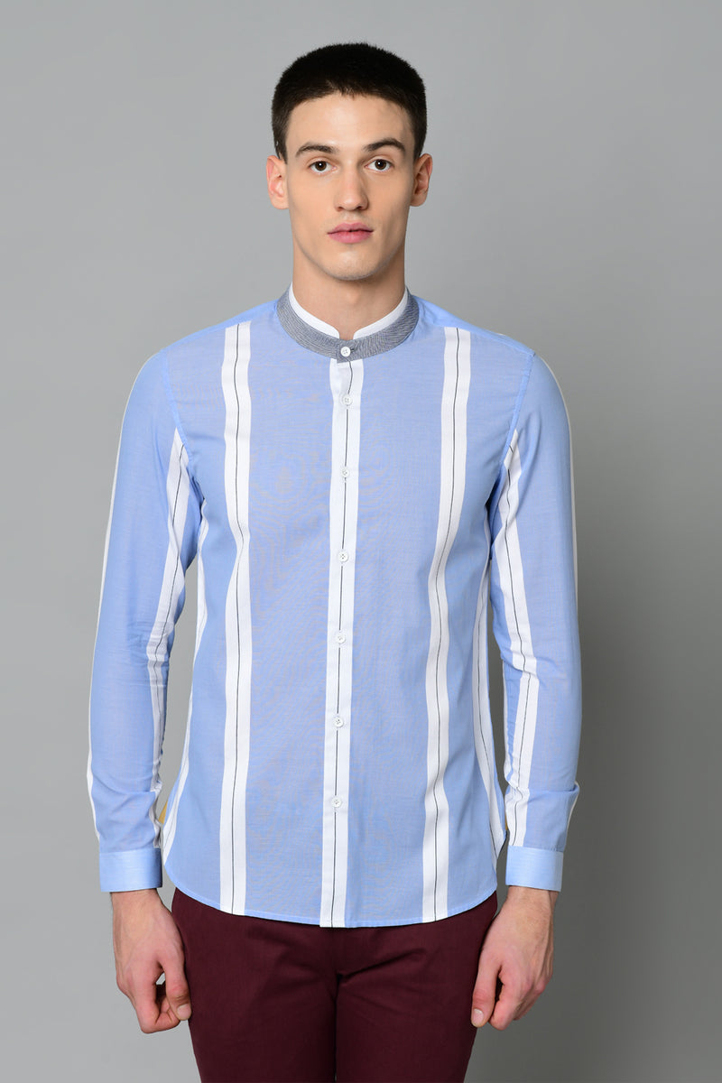 TUPELO- ESSENTIAL STRIPED SHIRT