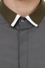 MAZUS SHIRT- EVENING SHIRT