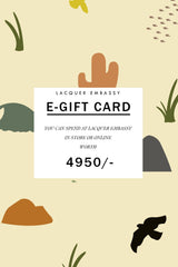LACQUER EMBASSY E-GIFT CARD