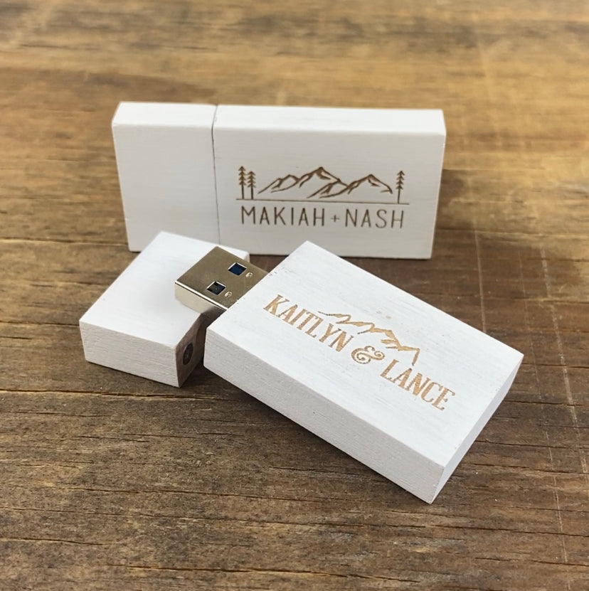 Personalized USB Flash Drives