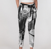 Women's Belted Tapered Pants