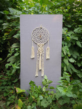 Load image into Gallery viewer, Handcrafted Macrame 'Classic Navajo' Dreamcatcher Wallhanging