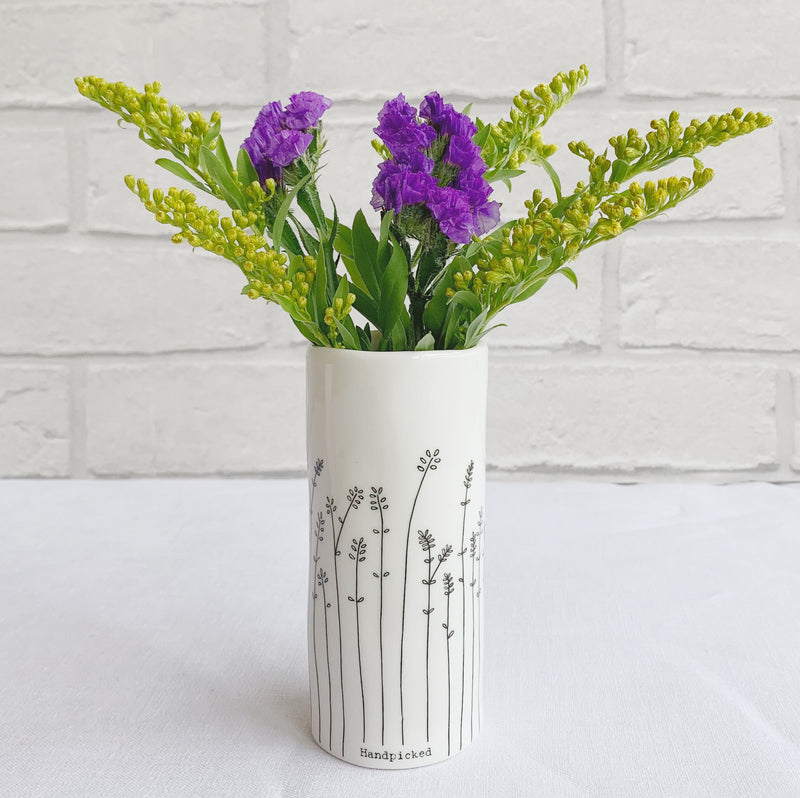 Fâs Borslen | East of India Porcelain Vase - Handpicked