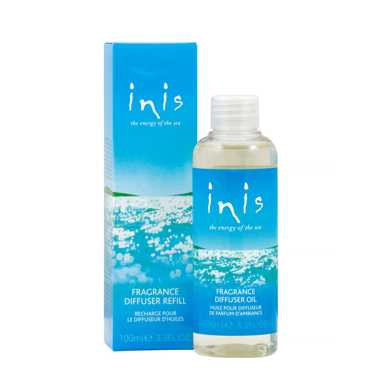 Ail Lenwad Tryledwr Inis | Inis Fragrance Diffuser Refill 100ml / 3.3 fl. oz.
