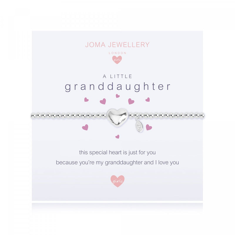 Breichled Joma Plant | Children's Joma Jewellery Bracelet – A Little Granddaughter