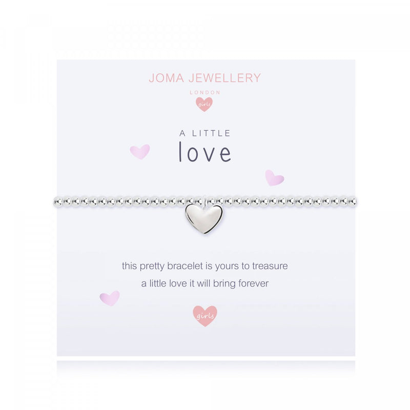 Breichled Joma Plant | Children's Joma Jewellery Bracelet – A Little Love