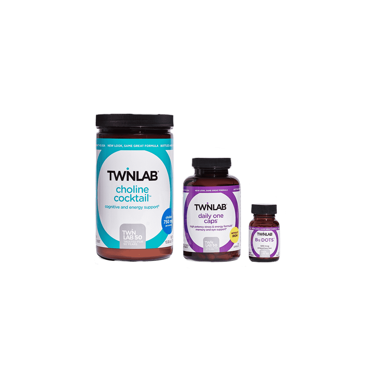 Fuel up for your day with our Twinlab Energy  Bundle.