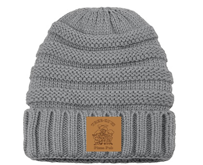 Tree Guys Knit Beanie