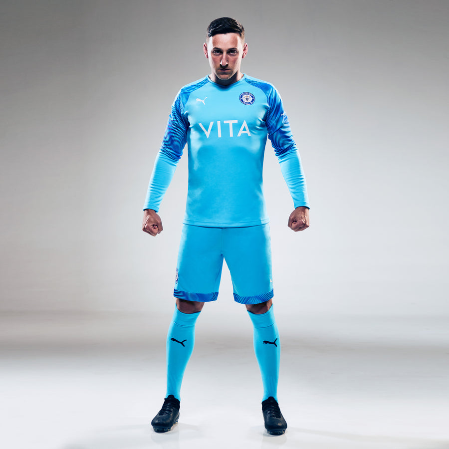 Stockport County 20/21 Away Keeper Kit