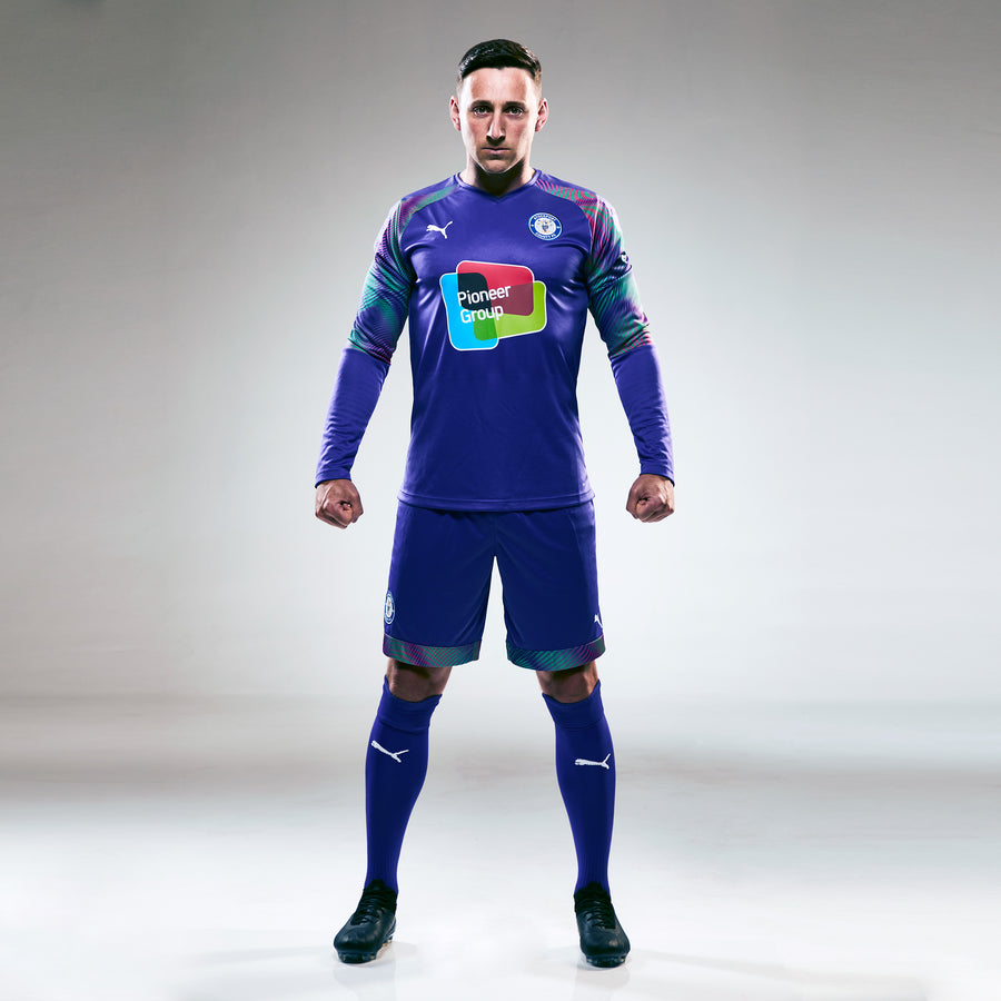 Stockport County 20/21 Home Keeper Kit