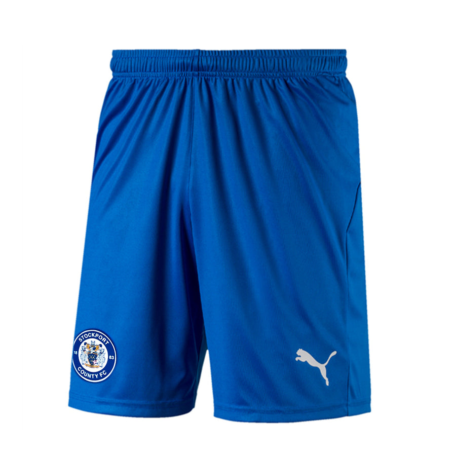 Stockport County 20/21 Home Shorts