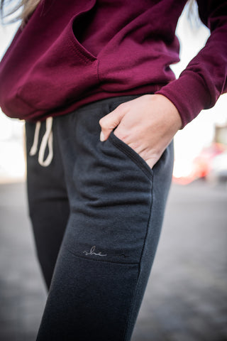 SHE IS - Everywhere Joggers