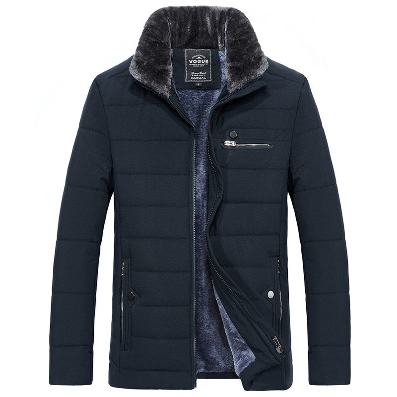 2020 Men Winter Jacket