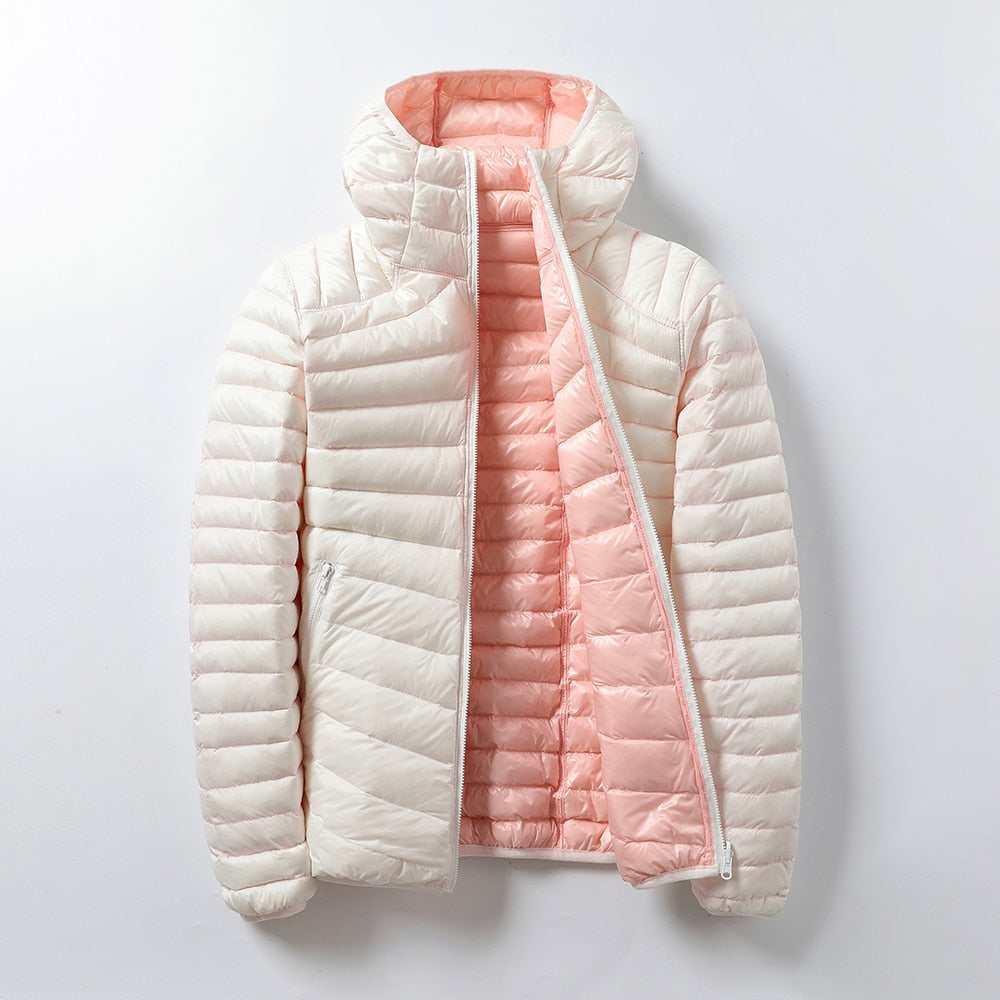 Women's Jackets Brand Down Jackets Women Ultra Light
