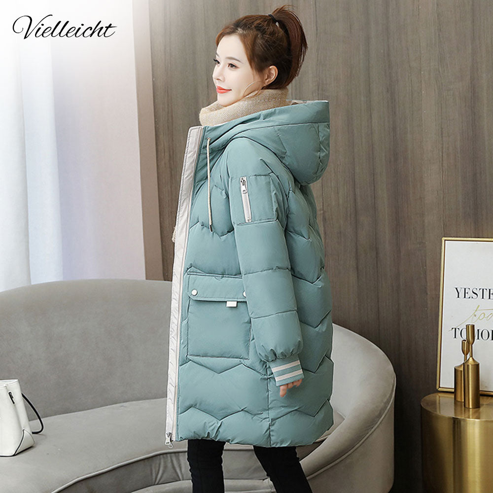 Vielleicht Down Jackets Female Winter Coat
