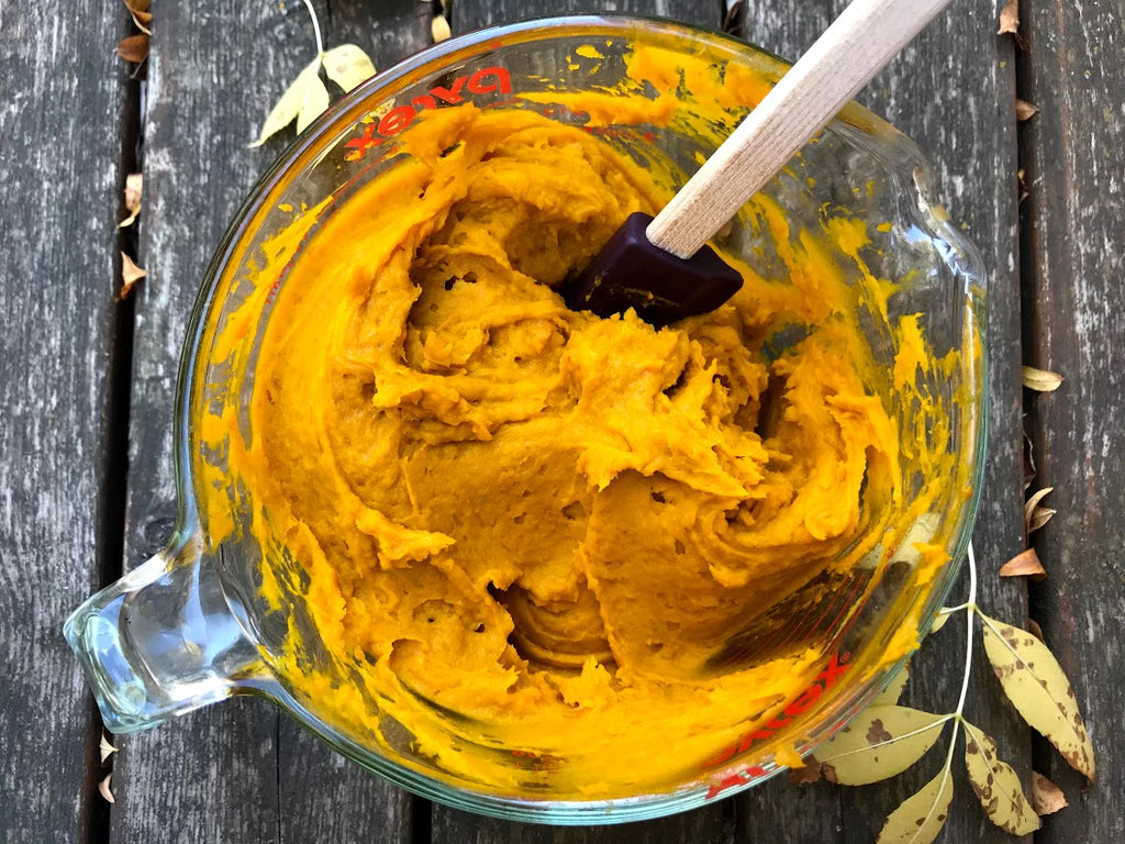 How to Puree and Freeze Pumpkin or Squash