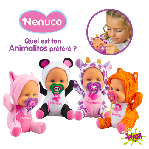 Nenuco Animalitos