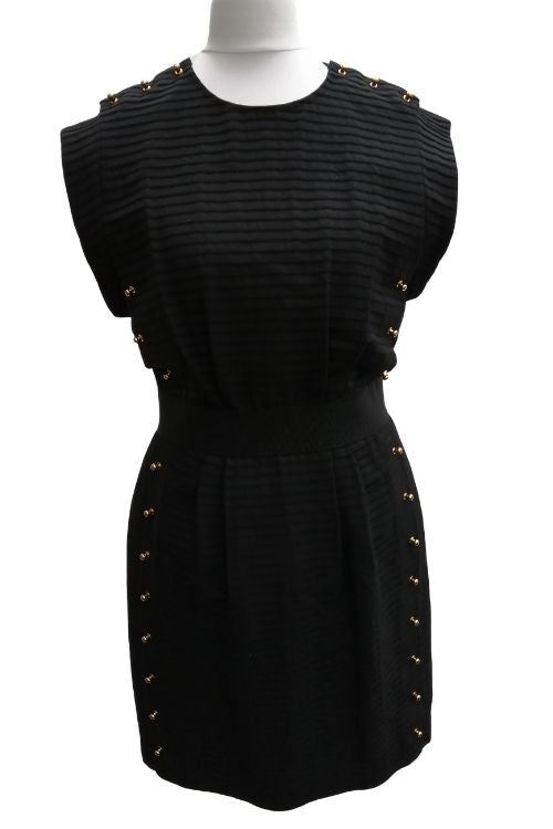 Phillip Lim studded dress uk S