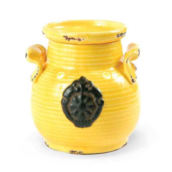 Tuscan Medallion Full-Size Warmer