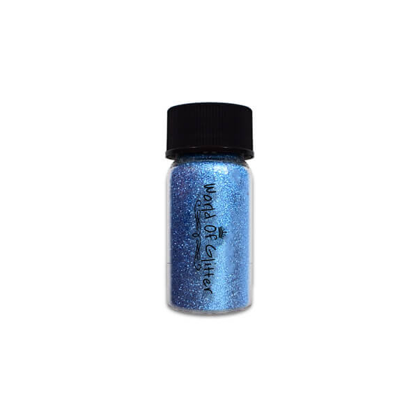 North Star Pale Blue Nail Chrome