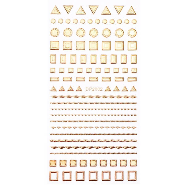 """Ship Shape"" Nail Stickers"