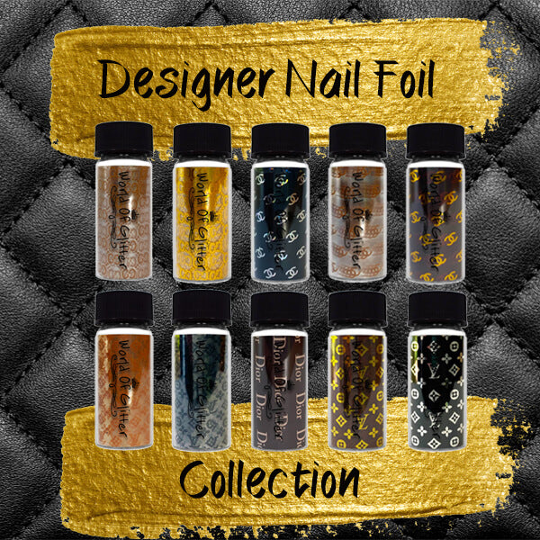 Designer Nail Foil Collection
