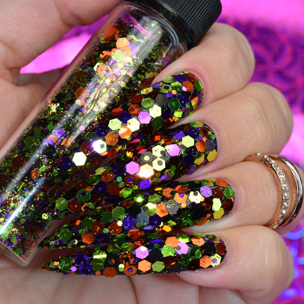 Eastwick Chunky Glitter Mix