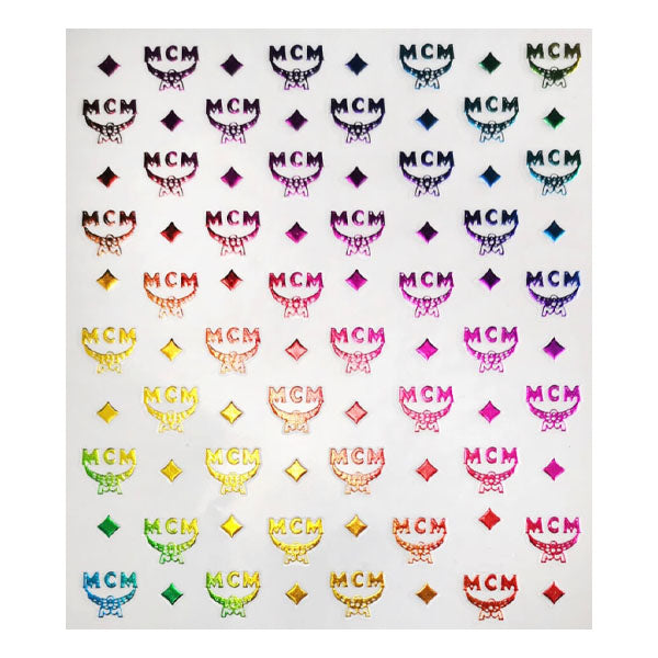 MCM Multi Sticker Sheet