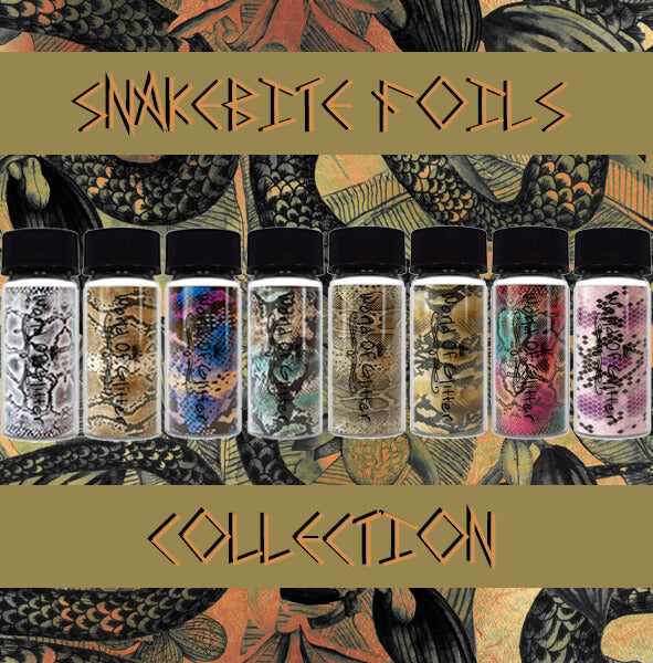 "'Snakebite"" Foil Collection"