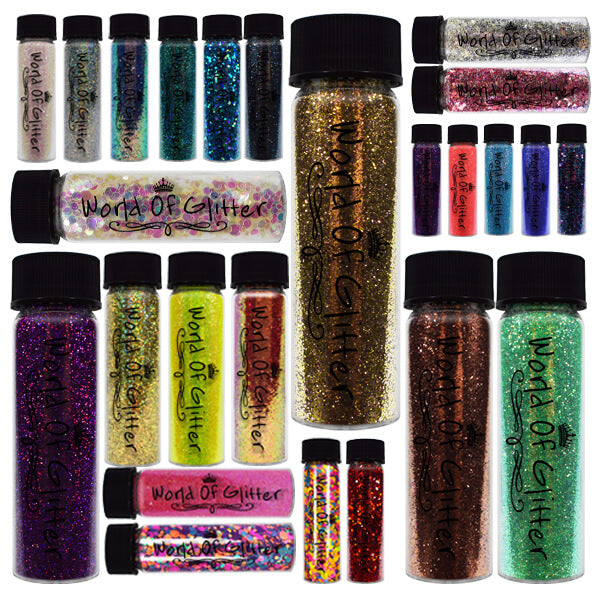Whole Nail Glitter Collection